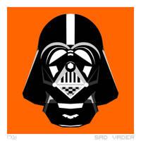 Sad Vader by rjwarrier