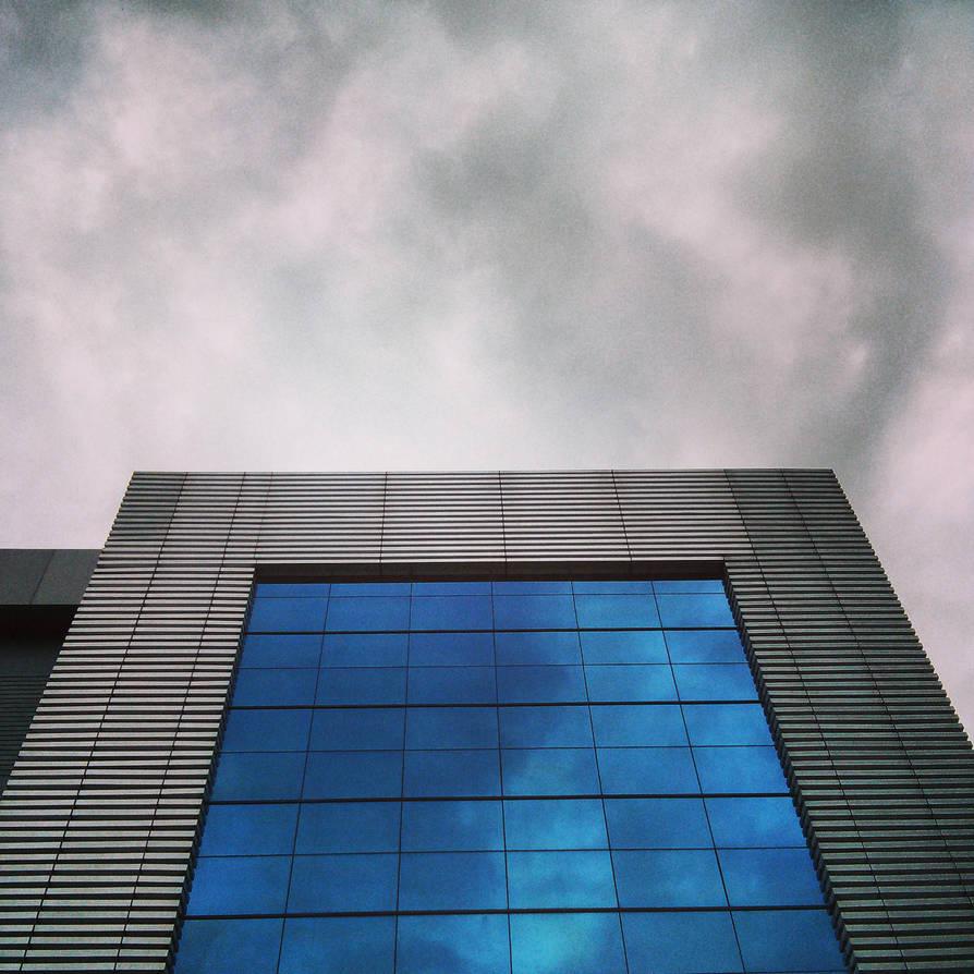 Office Blues by rjwarrier