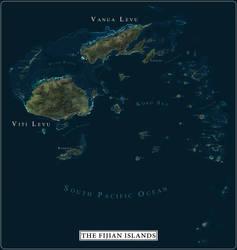 The Fijian Islands by atlas-v7x