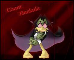Count Duckula by Lakenight