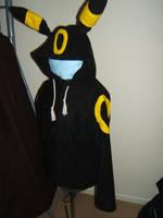 umbreon hoodie by wherlee