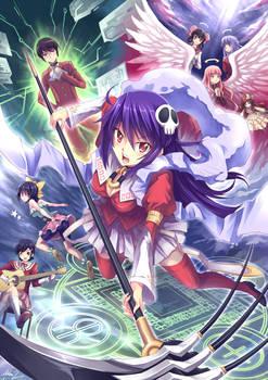 Haqua Megami-hen by mysticswordsman21