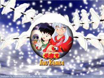 InuYasha - Winter by strikezero