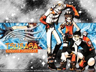 Tsubasa: Reservoir Chronicles by strikezero