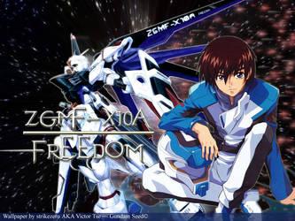 ZGMF-X10A Freedom by strikezero