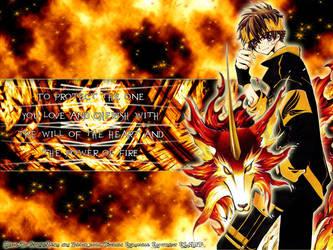 Flames of Heart by strikezero