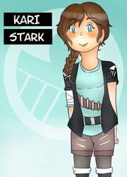 Kari Stark (Art Trade) by DRAWINGGIRL10