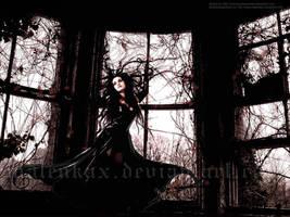 the spirit of the rosebush by malenkax