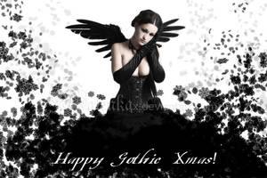 Happy Gothic Xtmas by malenkax