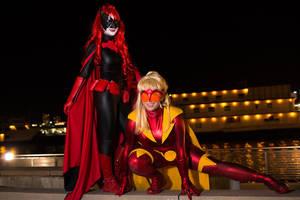The Kane Girls by Kiyasea