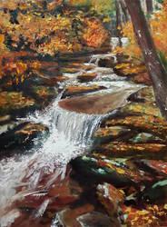 River by NumiComics