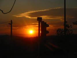 sundown by emje