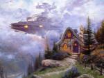 War-on-Kinkade-02 by AlienArtisan