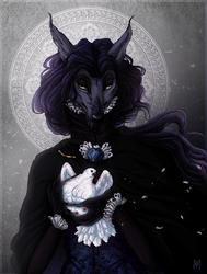 . Devil . [Commission] by Pur-kissa