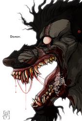 . Demon . by Pur-kissa