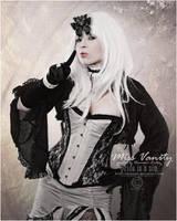 Miss Vanity  - pride is a sin - by Doucesse