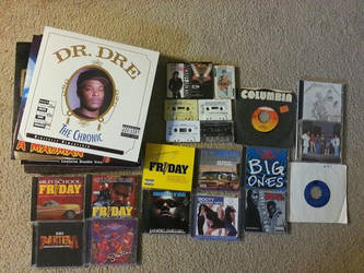 Old School Albums by WSMarkHenry