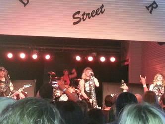 Corpus Christi TX rock concert at da bar by WSMarkHenry