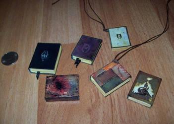 TES: Oblivion and Skyrim - Mini Books by Sereniti-Dragonheart