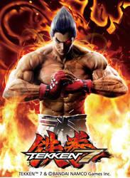 Tekken 7 Kazuya by ShabaazKhan