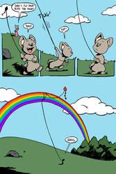 Let's Go Fly a Kite by ChaosKomori
