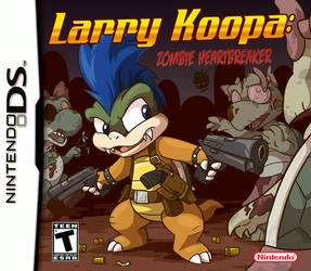 Larry K: Zombie Heartbreaker by ChaosKomori