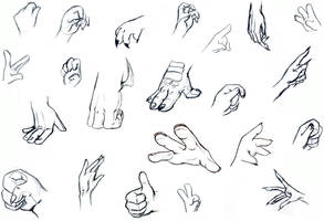 Hands by ChaosKomori