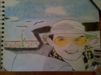 Fear and loathing in las vegas by LiamLittle