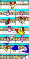 Snowball Trick Act 2 part 2 Yuri vs Wini (Finale) by StardustLive5