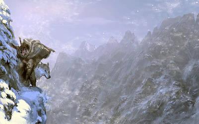 Jon by akizhao