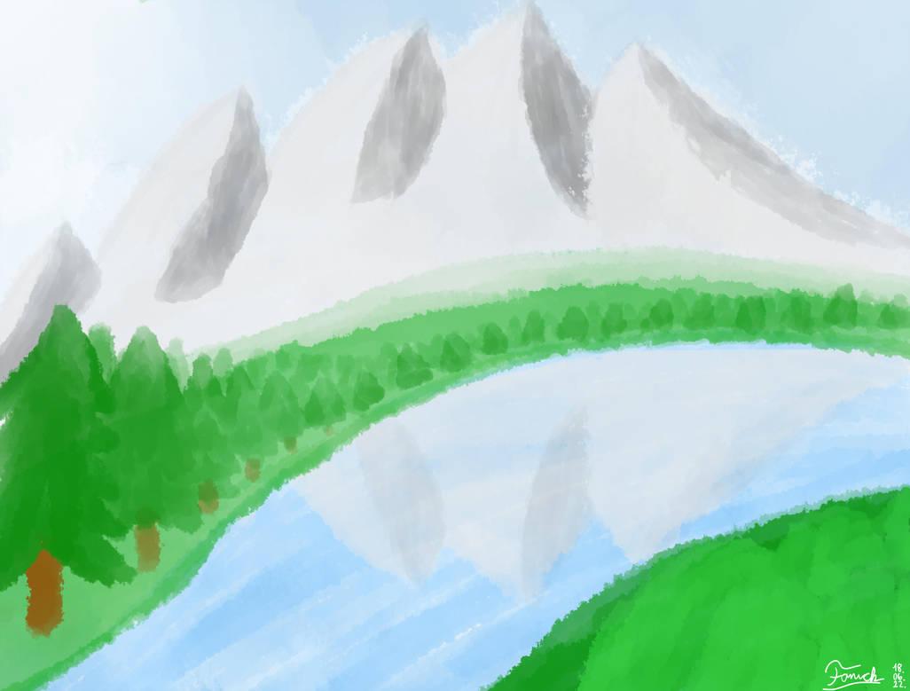 Mountain by FONICK