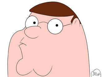 Peter Griffin by FONICK