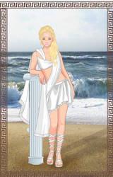 Emma Frost Roman by namesarestupid