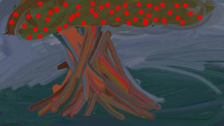 The Forbidden Tree by namesarestupid