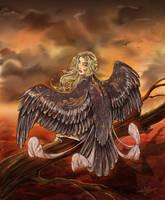Prophetic Bird by Terrible-Doll