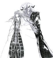 Castlevania Alucard - Arikado by BatiFenrir