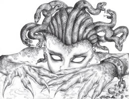 Medusa by Nemesis-of-the-Gods