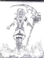 Necromancer by Nemesis-of-the-Gods