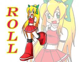 Roll-Chan by SaitoKun-EXE