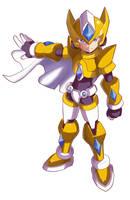 Mega Man Model G V2 by SaitoKun-EXE