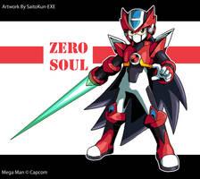 Megaman EXE -Zero Soul- ASG Style by SaitoKun-EXE