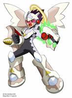 Mega Man Angelus Tribe by SaitoKun-EXE