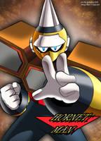 Hornet Man by SaitoKun-EXE