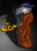 The Client by OuthouseCartoons