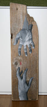 Hands by ihni