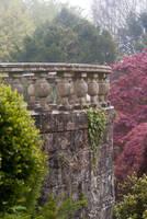 DSC09806 Scotney Castle Balcony by wintersmagicstock
