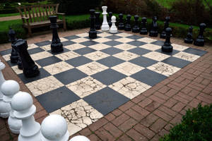 DSC 0170 01 Groombridge Place Chess by wintersmagicstock