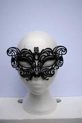 DSC 0001 Filigree Mask by wintersmagicstock
