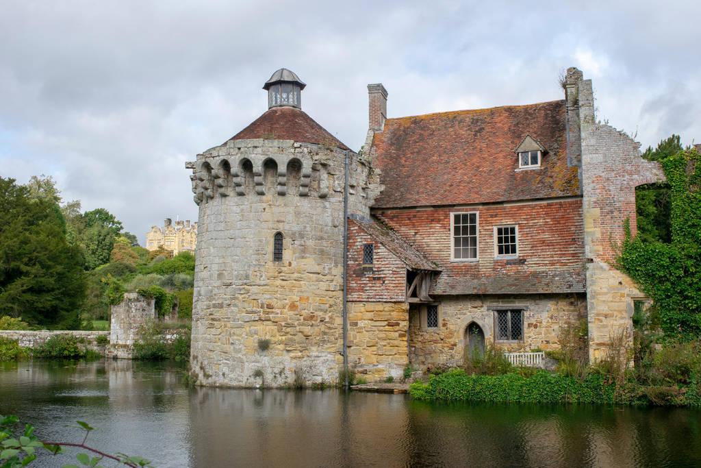 DSC 1014 Tale of Two Castles 1 by wintersmagicstock