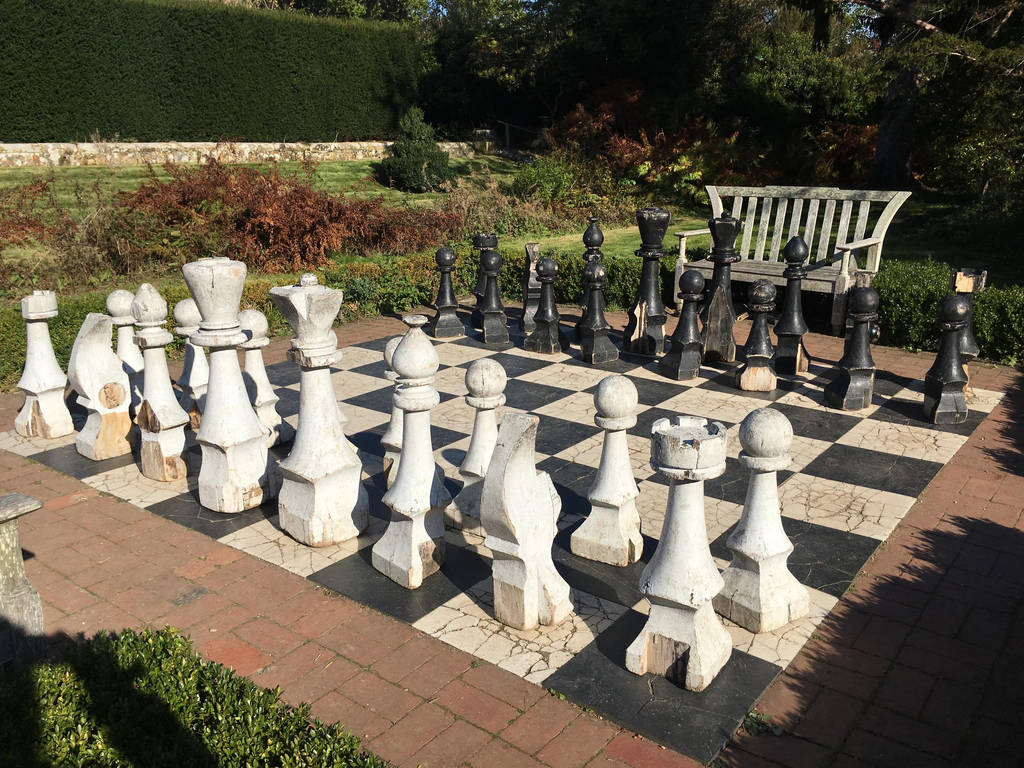 IMG 1298 Groombridge Place Gardens by wintersmagicstock
